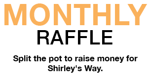 monthly goHaffers raffle